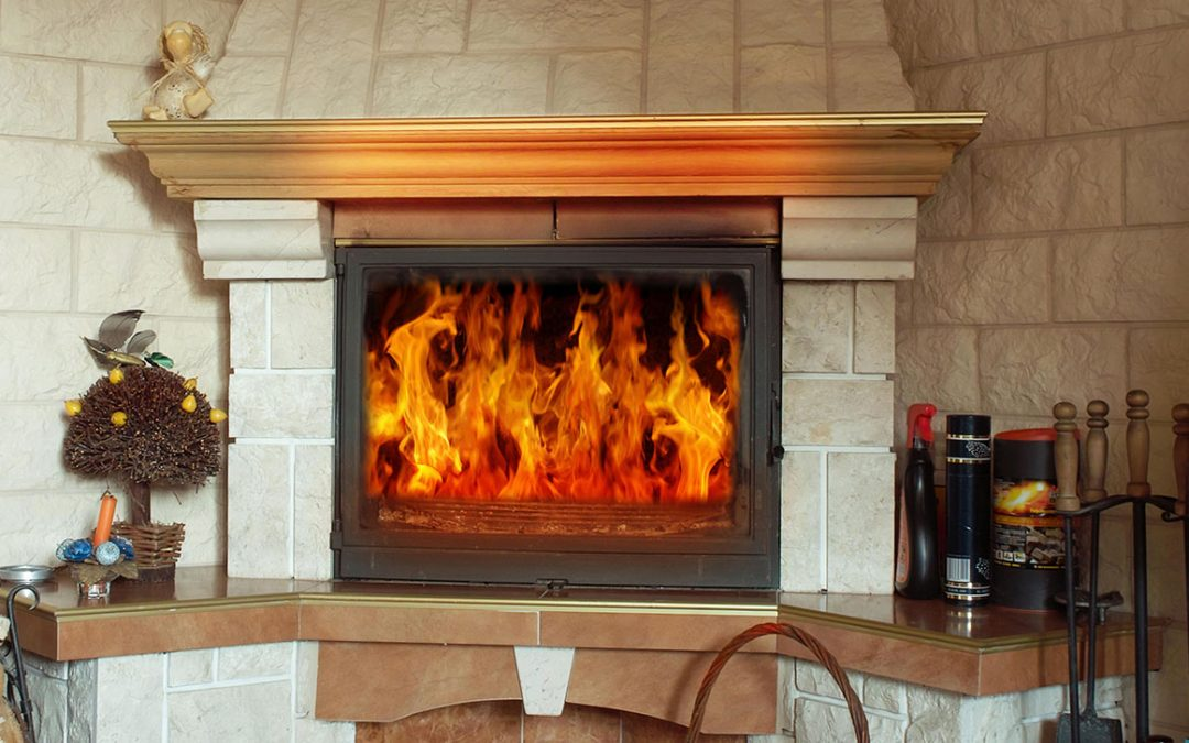 Tile Your Fireplace