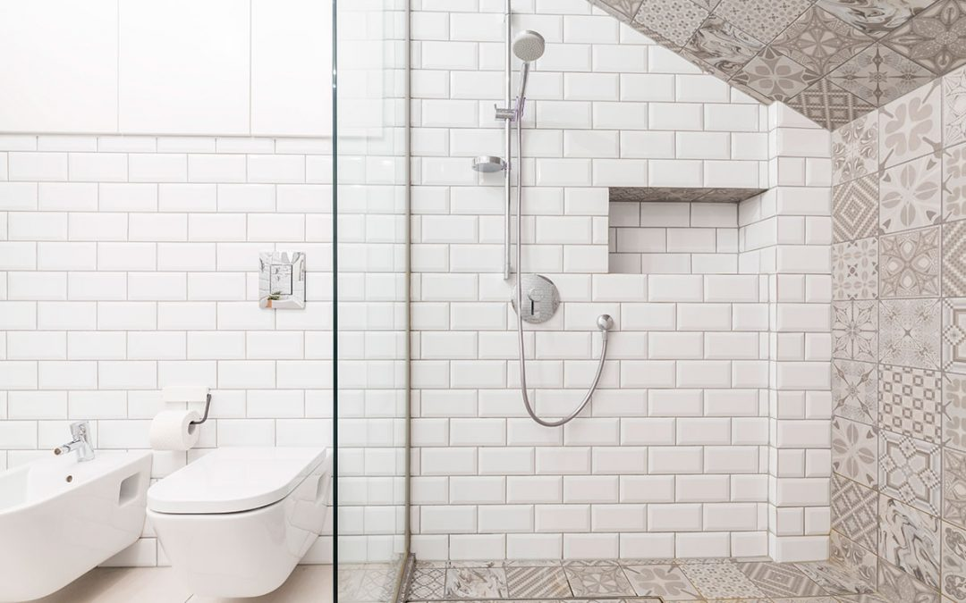 Walk-in Showers: Three Things to Consider